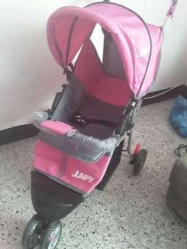 Se vende coche Jumpy nuevo sin usar