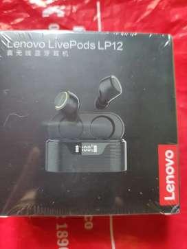 Lenovo LP12 Bluetooth wireless