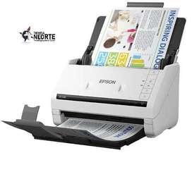 Escaner Epson Workforce DS530 Digitalizador Dúplex