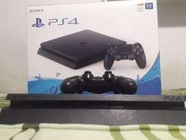PlayStation 4 Slim 2TB Buen estado