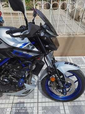 Moto MT03 Yamaha