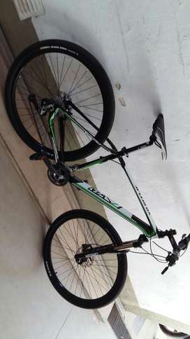 Bicicleta Mazzi Speedfox Rod 29