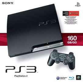 PS3 de 160 Gb