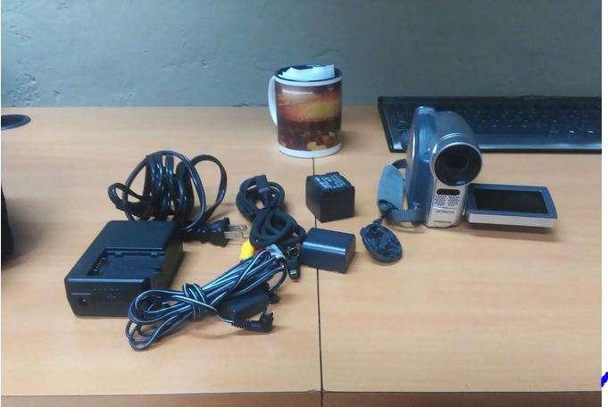 Videocamara Hitachi 0