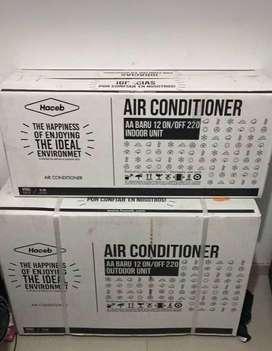 Aire acondicionado haceb 12000BTU