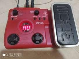 Pedal Multiefectos Zoom B1X