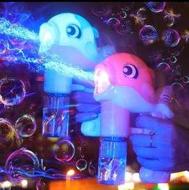 Burbujas para niños