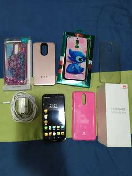 Huawei Mate 10 Lite 64gb Negro