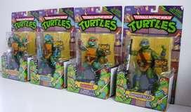 Tortugas Ninja Colección