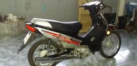 Vendo moto motomel blitz  110