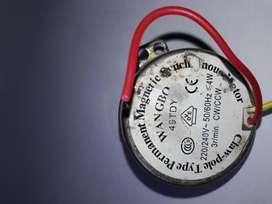 Motores Sincronicos Microondas, Estufas