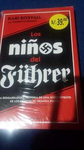 Libro Los niños del Fuhrer. Nazis