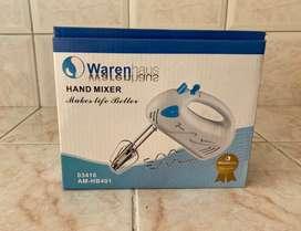 Batidora Warenhaus hand mixer