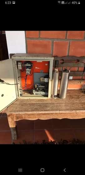 Se vende bomba sumergible tipo lapicero