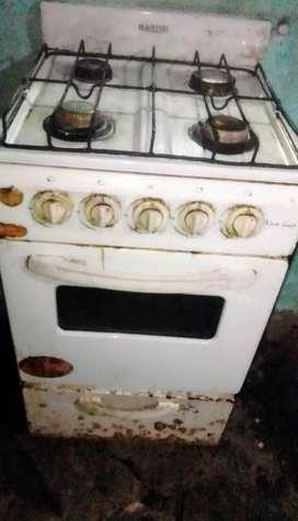 Vendo cocina anda todas las hornallas