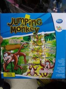 Juego monos locos jumping monkey regalo navidad