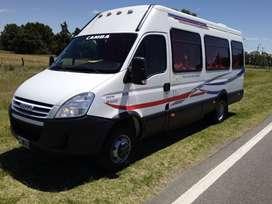 Minibús Iveco daily