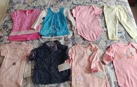 Lote ropa NUEVA niña bebé