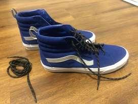 VANS Sk8 HI - Azules