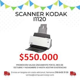 Scanner Kodak I1120 Los Mejores Precios