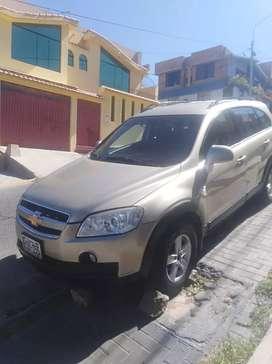 Vendo Chevrolet Captiva