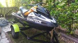Moto de agua GSX800   -  2008