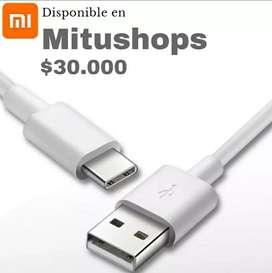 Xiaomi cable tipo C 100% Original
