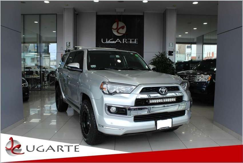 Toyota 4 Runner Ltd 2015. Facturable. 0