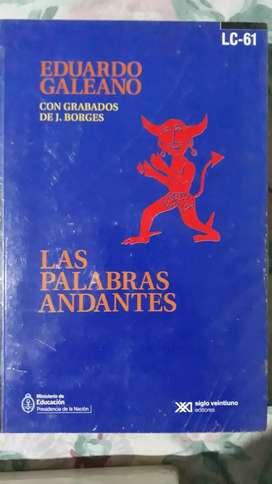 LAS PALABRAS ANDANTES (USADO)
