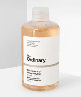 Ácido glicólico 7% Toning Solution 240ml The Ordinary
