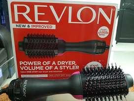 Revlon - Cepillo Secador Y Volumizador Rvdr5222.