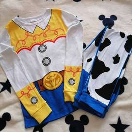 Pijama Jessie de Toy Story 100%Disney original