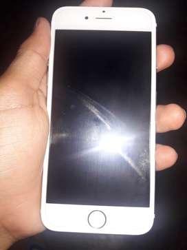 iPhone 6s 10/10 libre de iCloud