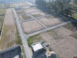 Terrenos en Calderón con facilidades de pago, entrega y posesión inmediata