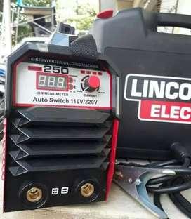 Inversor lincoln 250 amp