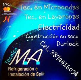 Tecnico M.a. en Microondas