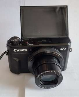 Canon Powershot G7X Mark Il