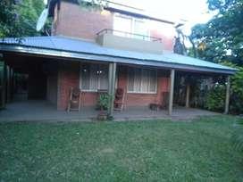 Alquilo casa Rincon Santa Maria Ituzaingo Ctes