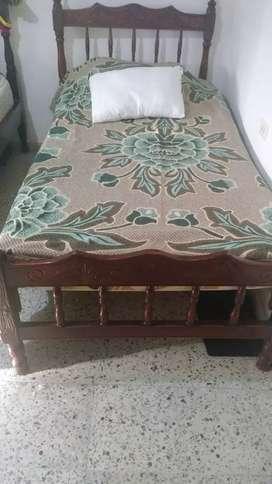 Vendo cama sencilla en excelente estado