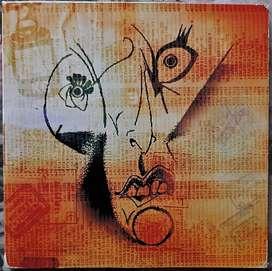 Violentrio Cd En Vivo - Vinilo 28 Kg Remasterizado 2009