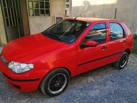 Fiat palio ELX 1.3 modelo 2006