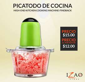 PICATODO DE COCINA KITCHEN COOKING MACHINE FINDBACK