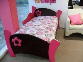 Se fabrican hermosas cama cunas