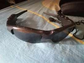 Gafas bloot con audífonos