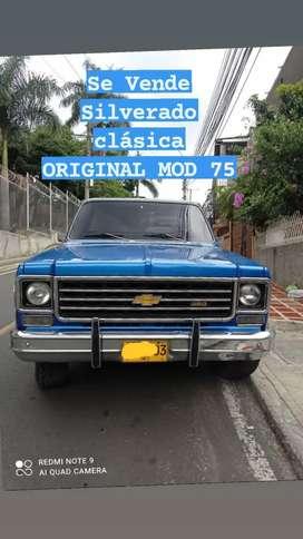 Camioneta clásica a la venta ! En perfecto estado