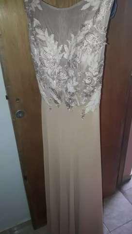 Vestido de fiesta un solo uso
