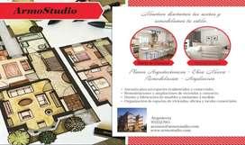 Planos Arquitectonicos - Obra Nueva - Remodelación - Ampliación