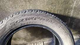 Cubiertas Pirelli Scorpions 205/60/16. (30mil km)