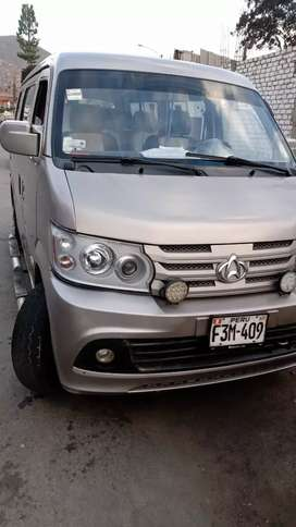 Changan supervan de 11 pasajeros