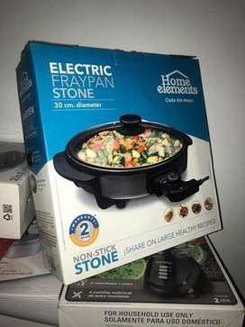 Sarten electrico stone - home elements